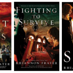 Review: Rhiannon Frater – As the World Dies Trilogy
